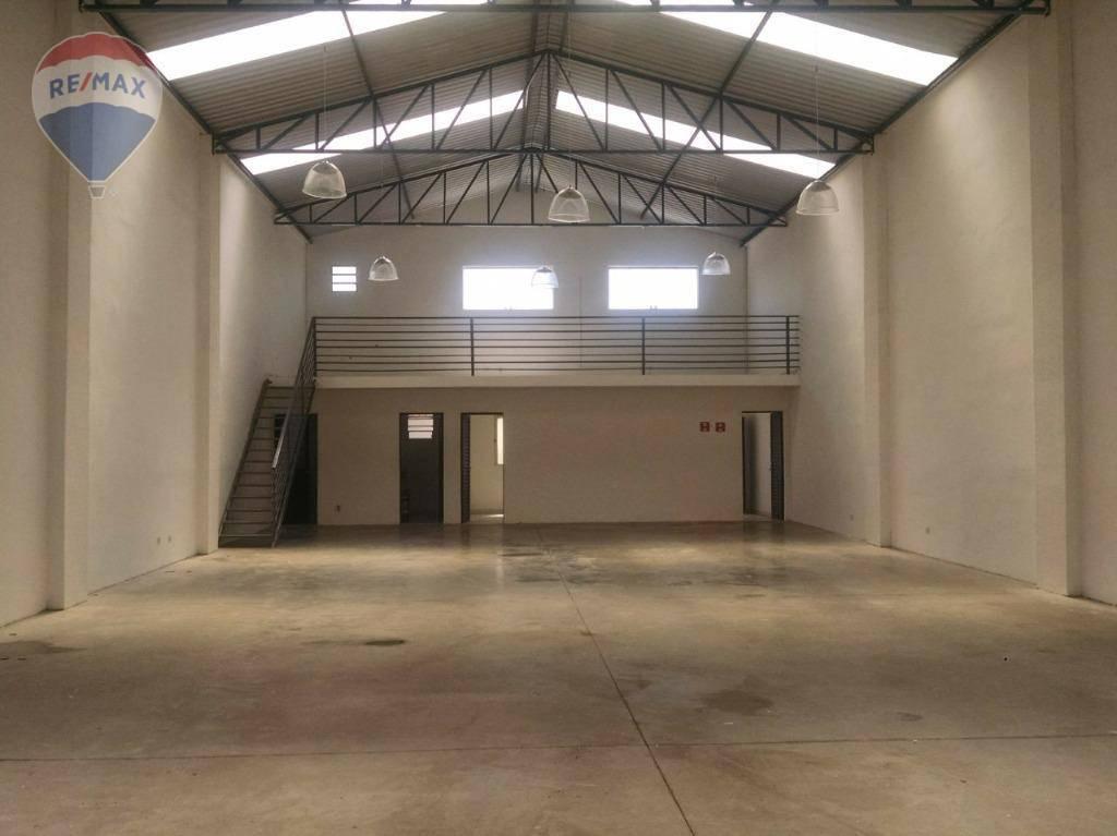 Salão para alugar, 290 m² por R$ 4.500/mês  Avenida Jerônimo de Camargo, 3860 - Jardim Terceiro Centenário - Atibaia/SP