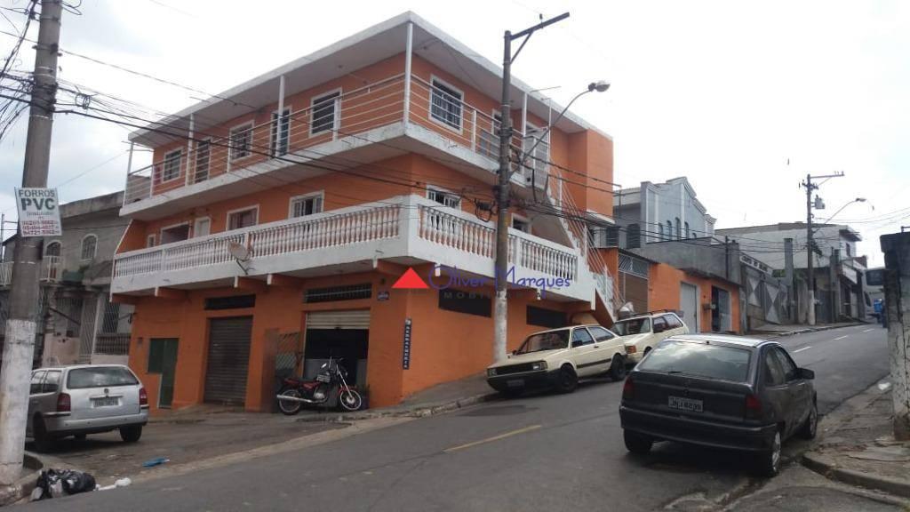 Sobrado com 12 dormitórios à venda, 250 m² por R$ 1.100.000 - Barueri - Barueri/SP