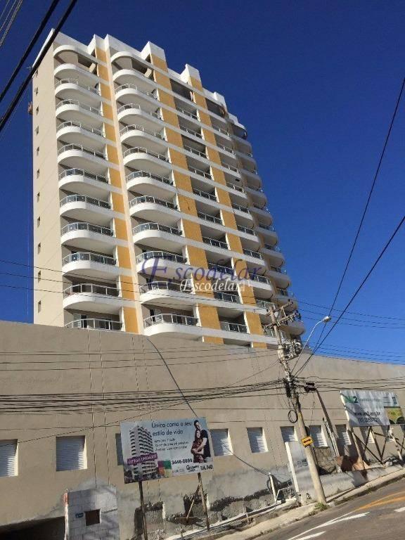 Apartamento residencial à venda, Jardim São Bento, Jundiaí - AP1583.