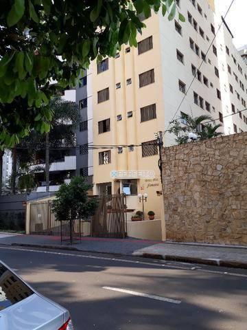 Apartamento com 1 dormitório para alugar, 36 m² por R$ 550,00/mês - Centro - Londrina/PR