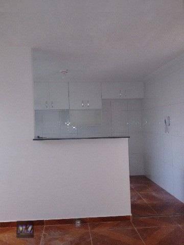 Apartamento residencial à venda, Bonsucesso, Guarulhos.