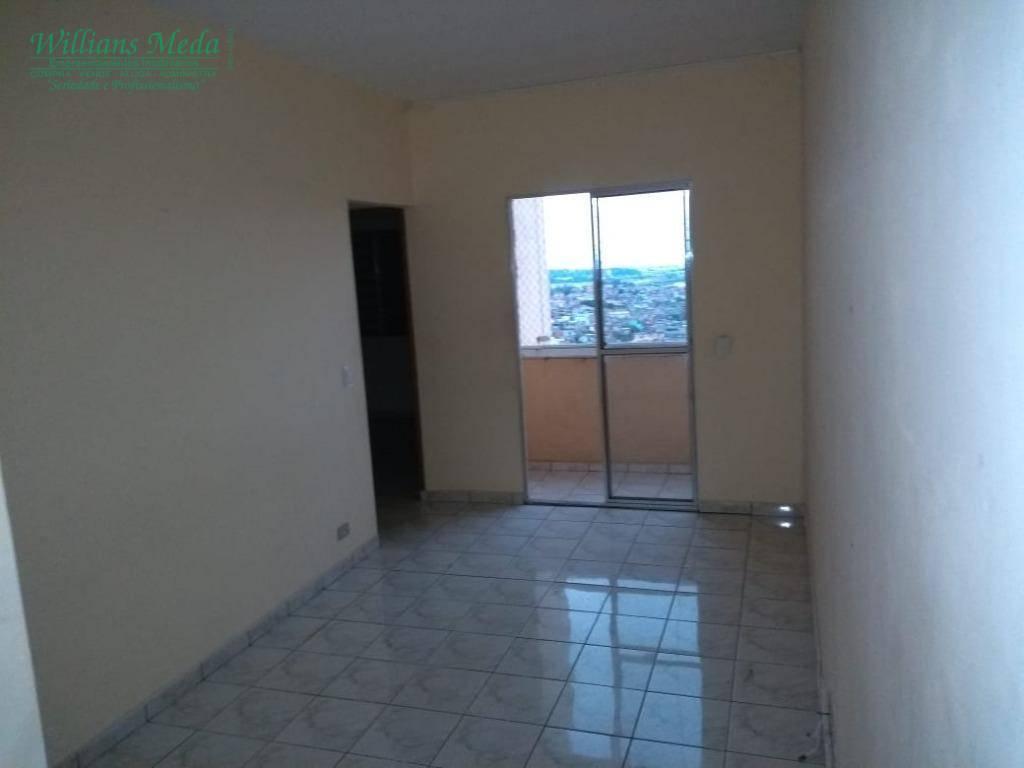 Apartamento 02 dormitórios para locação, Mikail II, Guarulho