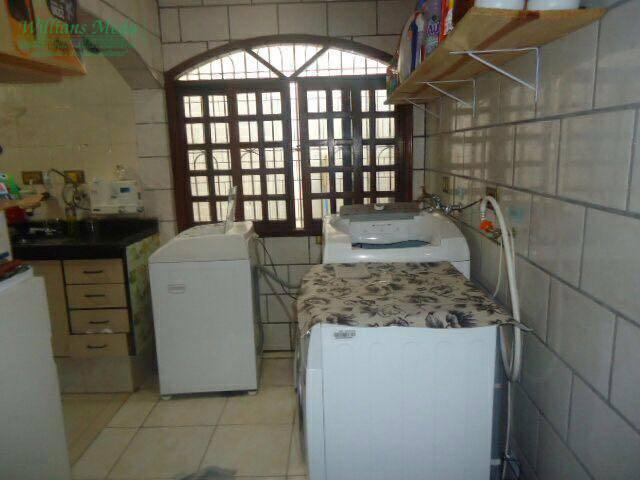 Sobrado  residencial para venda e locação, Jardim Testae, Gu