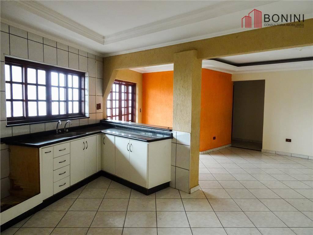 Casa 3 Dorm, Residencial Vale das Nogueiras, Americana (SO0031) - Foto 4