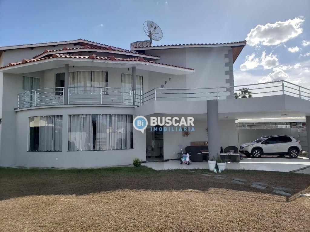 Casa à venda, 340 m² por R$ 600.000,00 - Santo Estevão - Santo Estêvão/BA