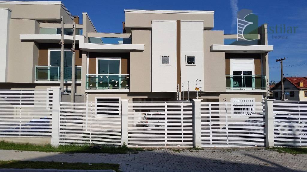 Sobrado 04 quartos (1 suíte) no Xaxim, Curitiba.