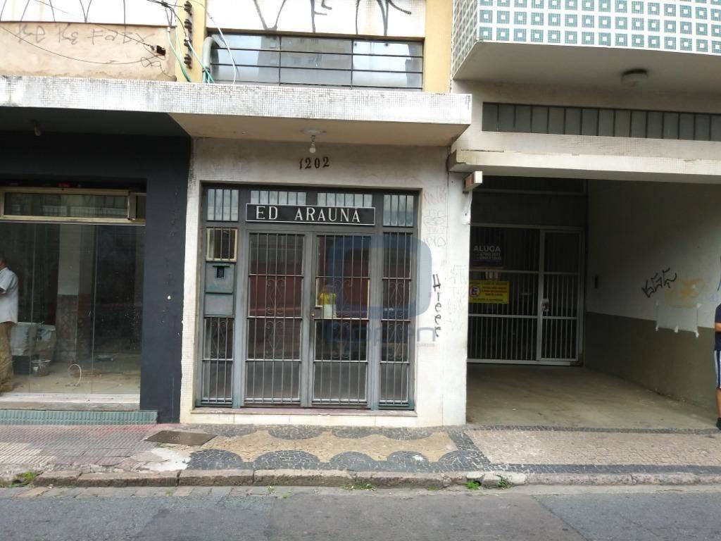 Kitnet com 1 dormitório à venda, 35 m² por R$ 95.400,00 - Centro - Campinas/SP