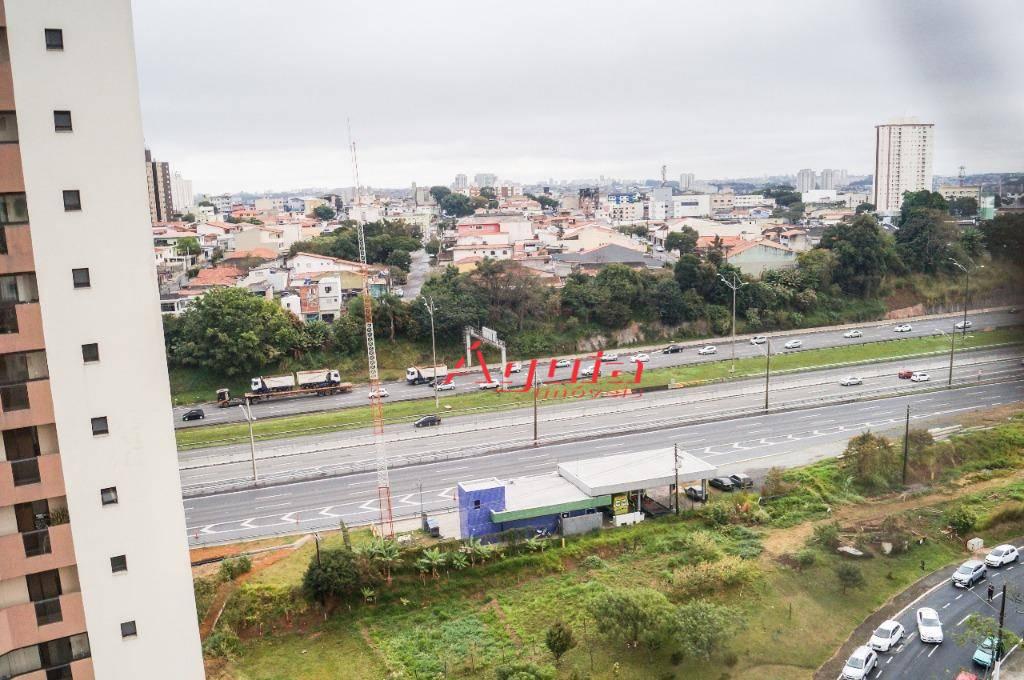 Apartamento com 3 dormitórios à venda, 106 m² por R$ 550.000 - Chácara Inglesa - São Bernardo do Campo/SP