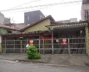 Casa Residencial à venda, Parque Oratório, Santo André - CA0102.