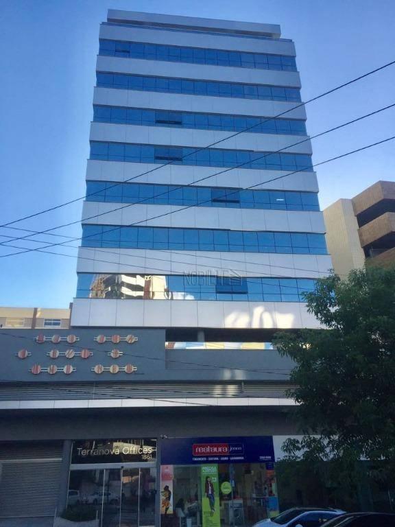 Sala à venda, 33 m² por R$ 650.000 - Centro - Florianópolis/SC