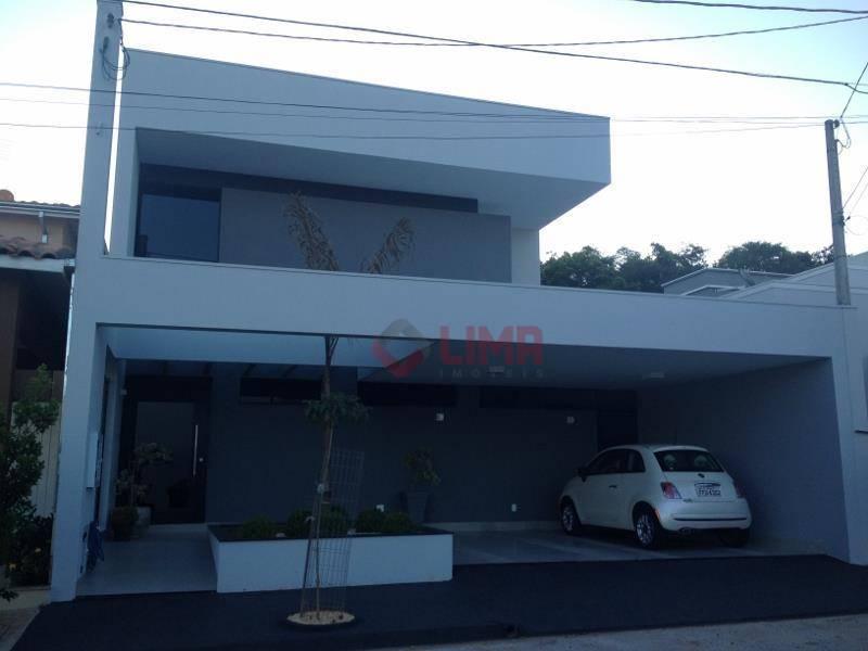 Casa residencial à venda, Residencial Sauípe, Bauru - CA0036.