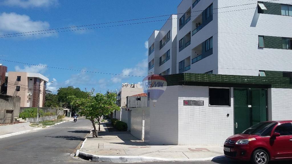 Apartamento Novo, 2Quartos, 1 suíte,  próximo a Faculdade Guararapes