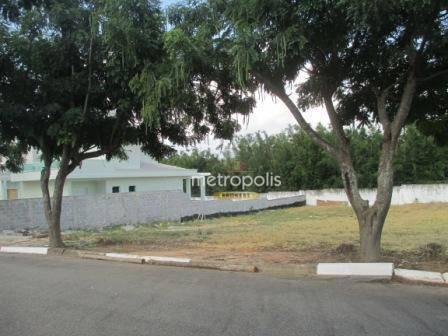 Terreno à venda, 972 m² por R$ 265.000,00 - Usina - Atibaia/SP