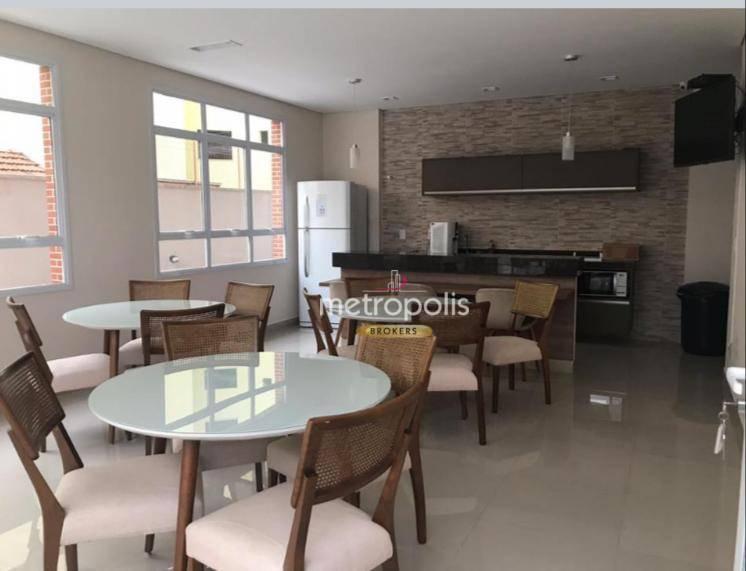 Apartamento à venda, 70 m² por R$ 480.000,00 - Santa Paula - São Caetano do Sul/SP