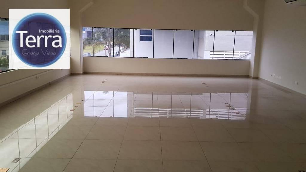 Galpão para alugar, 1015 m² por R$ 22.000/mês - Parque Industrial San José - Granja Viana