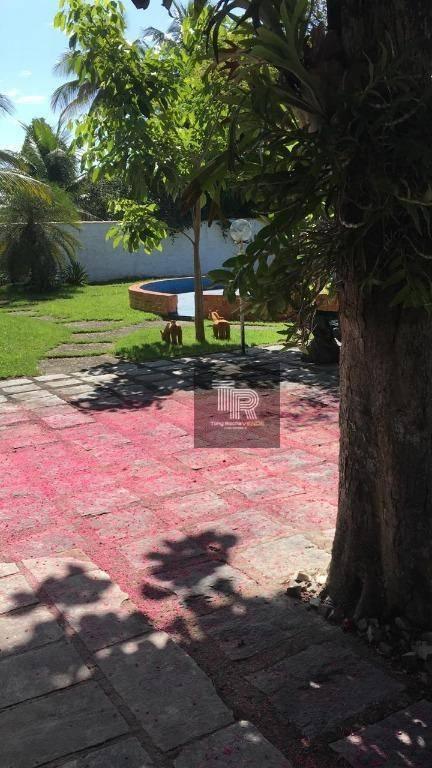 Sitio 2400m² com 2 Casas, Piscina, Sauna Academia e muito mais - Itaboraí