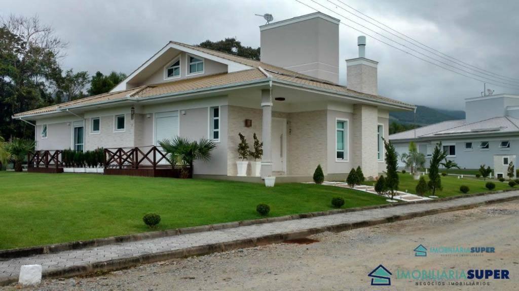 Casa em condomínio fechado - Sul do Rio, Santo Amaro da Imperatriz
