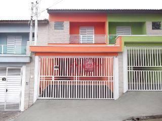 Sobrado Residencial à venda, Vila Metalúrgica, Santo André - SO0312.