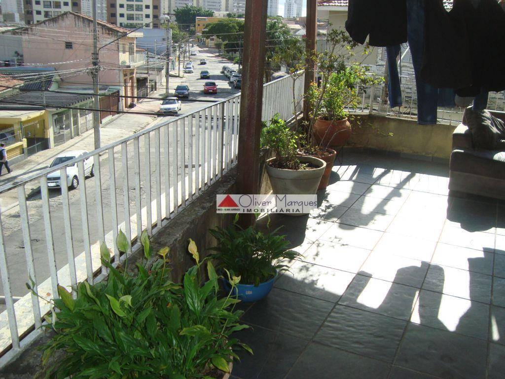Sobrado residencial à venda, Jaguaré, São Paulo - SO1228.