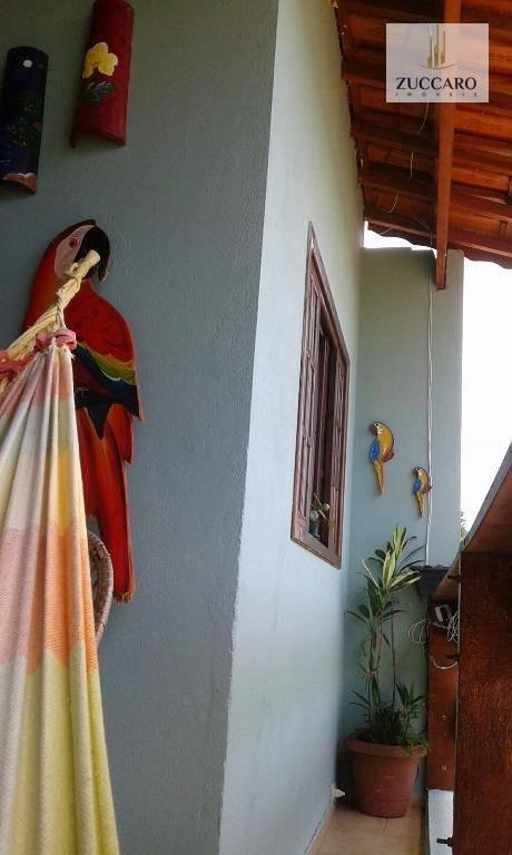 Sobrado de 3 dormitórios à venda em Chácara Cabuçu, Guarulhos - SP