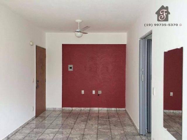 Kitnet com 1 dormitório à venda, 37 m² por R$ 160.000,00 - Cambuí - Campinas/SP