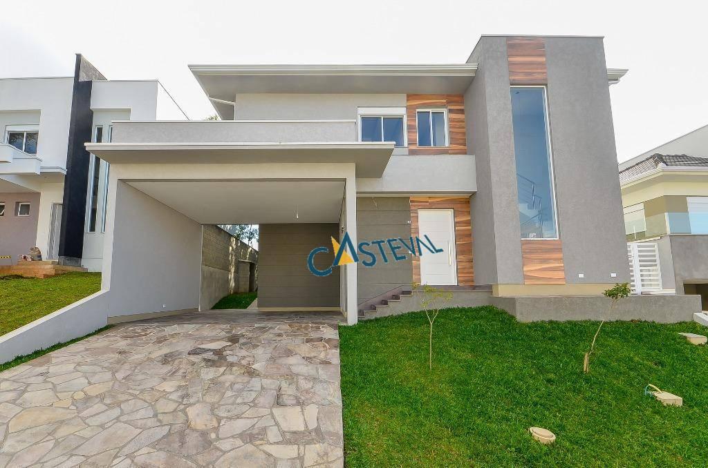 CA0099-CST, Casa de 4 quartos, 267 m² à venda no Santa Felicidade - Curitiba/PR
