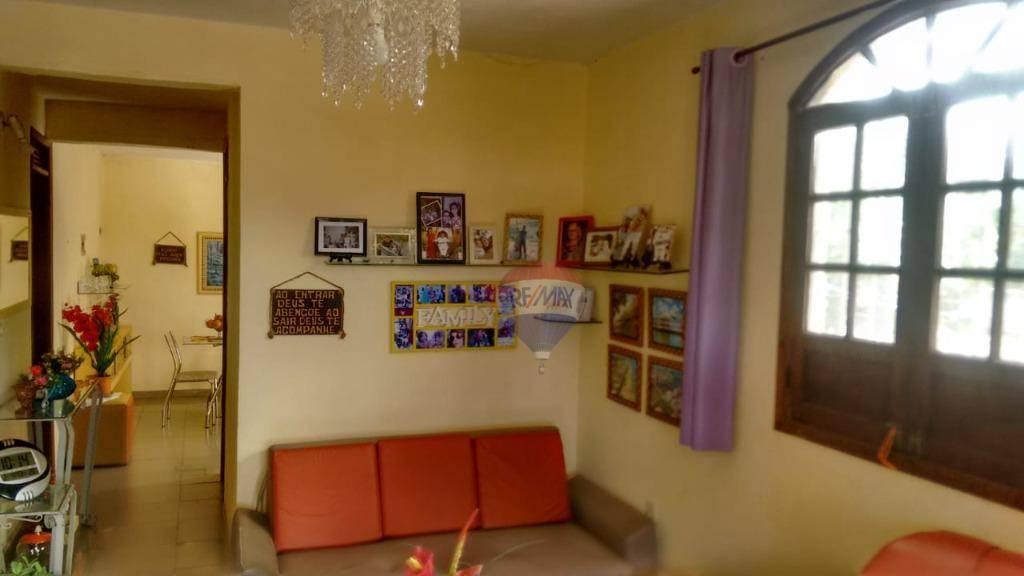 2 Casas com 3 dormitórios sendo 1 suite cada à venda, 330 m² por R$ 450.000 - Jardim São Paulo - Recife/PE