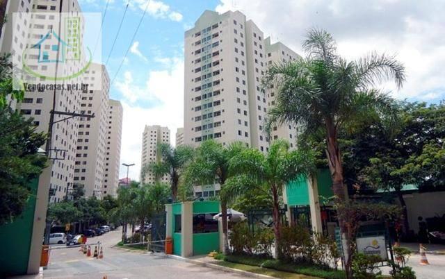Apartamento de 2 dormitórios à venda em Guarapiranga, São Paulo - SP