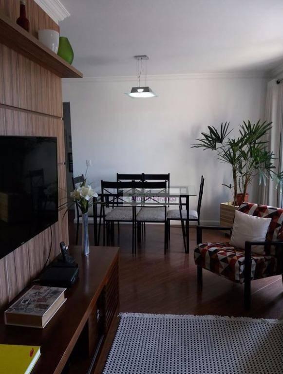 Apartamento de 3 dormitórios à venda em Vila Moinho Velho, São Paulo - SP