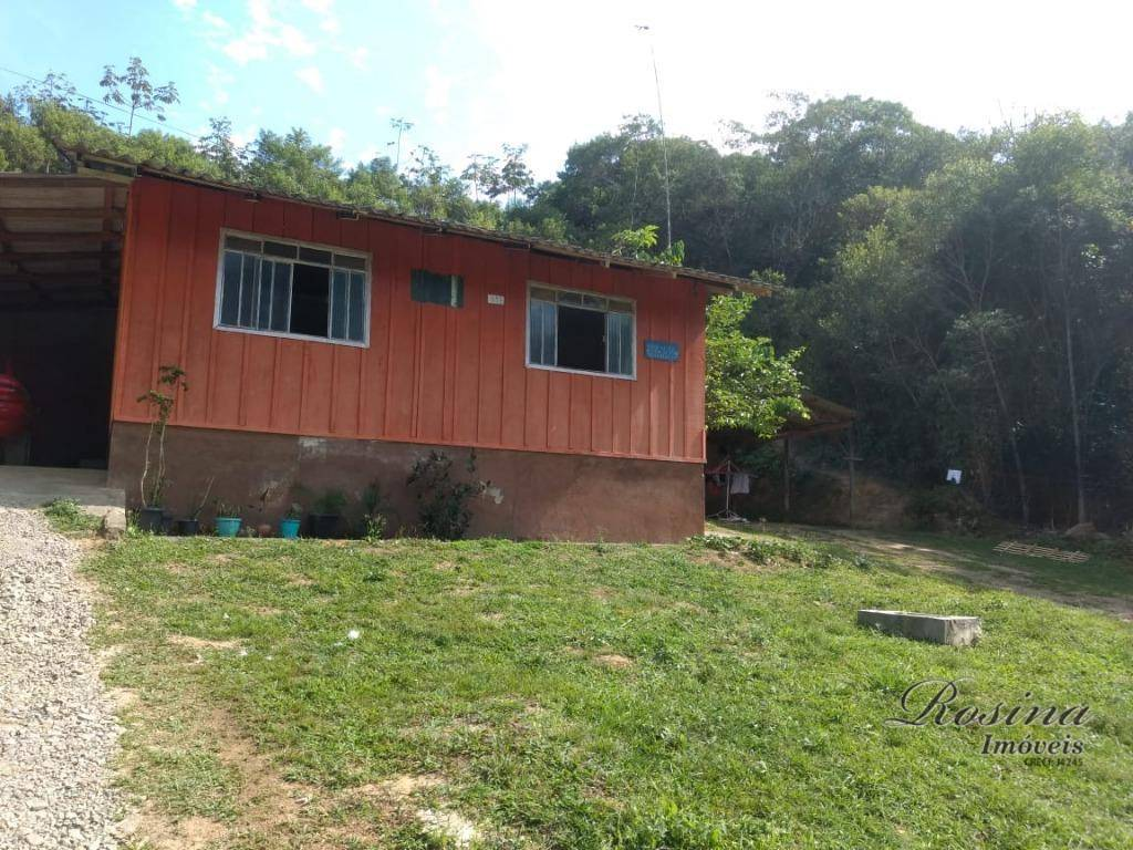 Casa residencial à venda, Zona Rural, Antonina - CA0070.