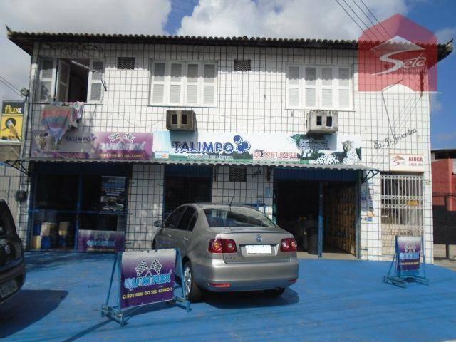 Prédio à venda em Centro, Fortaleza - CE