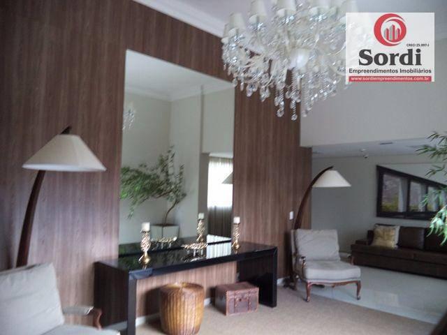 Apartamento com 3 dormitórios à venda, 93 m² por R$ 480.000,00 - Nova Aliança - Ribeirão Preto/SP