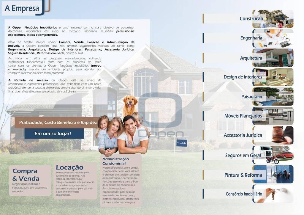 Apartamento com 2 dormitórios à venda, 80 m² por R$ 270.000 - Ponte Preta - Campinas/SP
