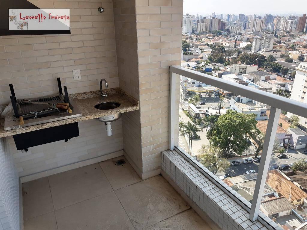 Apartamento com 2 dormitórios à venda, 66 m² por R$ 465.000,00 - Vila Gilda - Santo André/SP