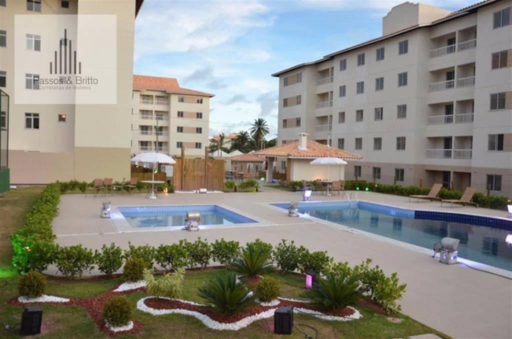 Apartamento residencial para venda e locação, Catu de Abrant