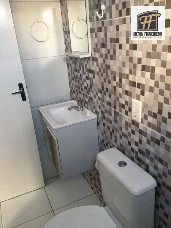 Apartamento com 1 dormitório para alugar, 35 m² por R$ 780,00/mês - Tambaú - João Pessoa/PB