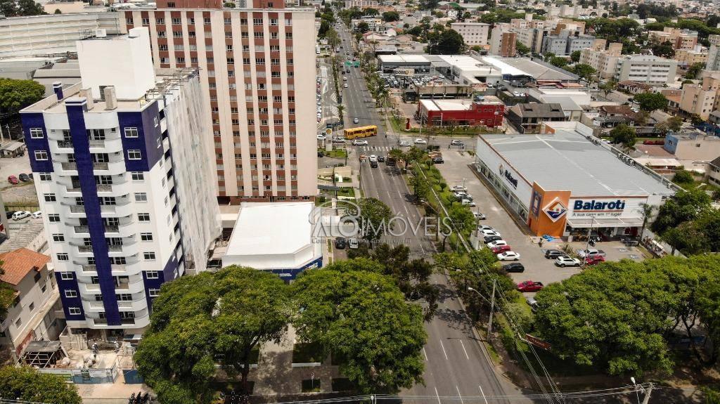 Apartamento com 1 dormitório para alugar, 34 m² por R$ 1.300/mês - Portão - Curitiba/PR