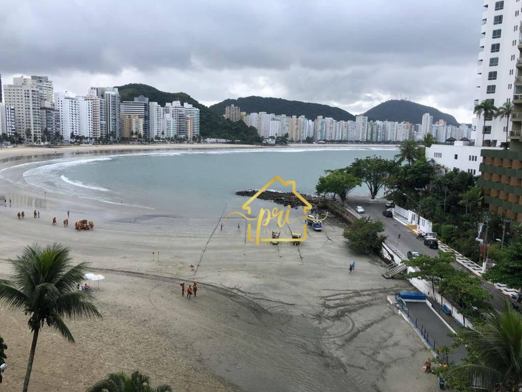Apartamento à venda, 167 m² por R$ 850.000,00 - Astúrias - Guarujá/SP