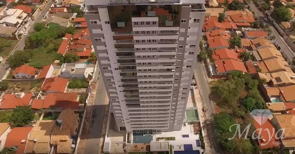 Apartamentos 3 Suítes, 108 m² na 207 Sul - Green Lake Residence