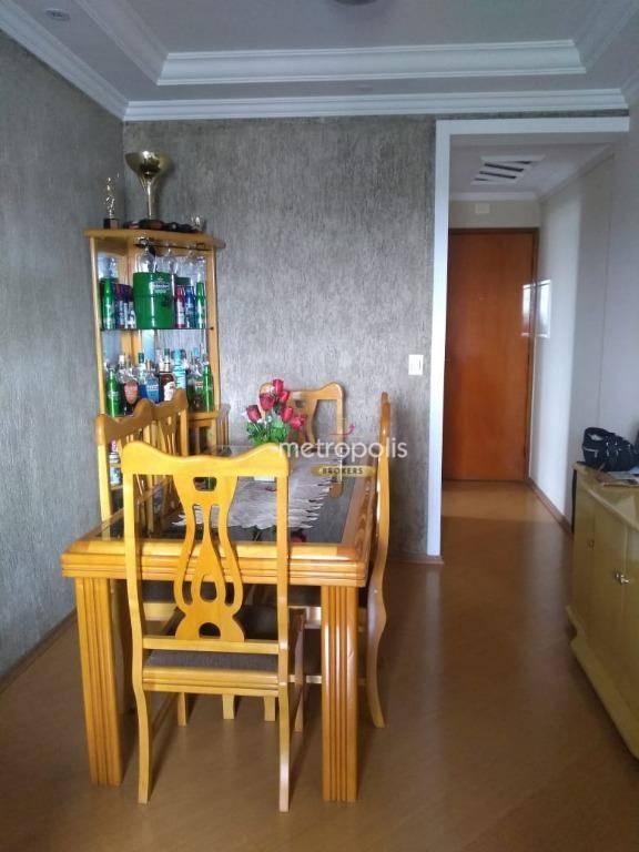 Apartamento à venda, 67 m² por R$ 325.000,00 - Vila Mussolini - São Bernardo do Campo/SP