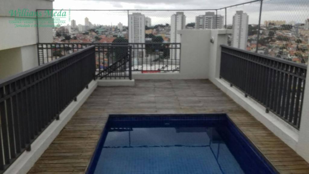 Apartamento Duplex residencial à venda, Parque Renato Maia,
