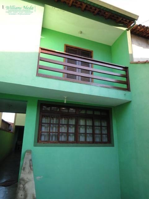 Sobrado  residencial à venda, Parque Continental II, Guarulh