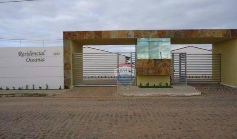 Casa com 2 dormitórios à venda, 62 m² por R$ 120.000,00 - Nova Esperança - Parnamirim/RN