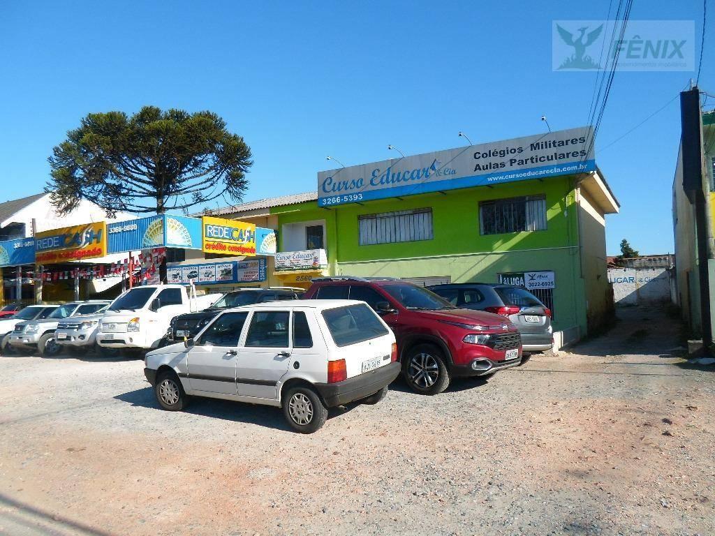 Loja comercial para locação, Tarumã, Curitiba.