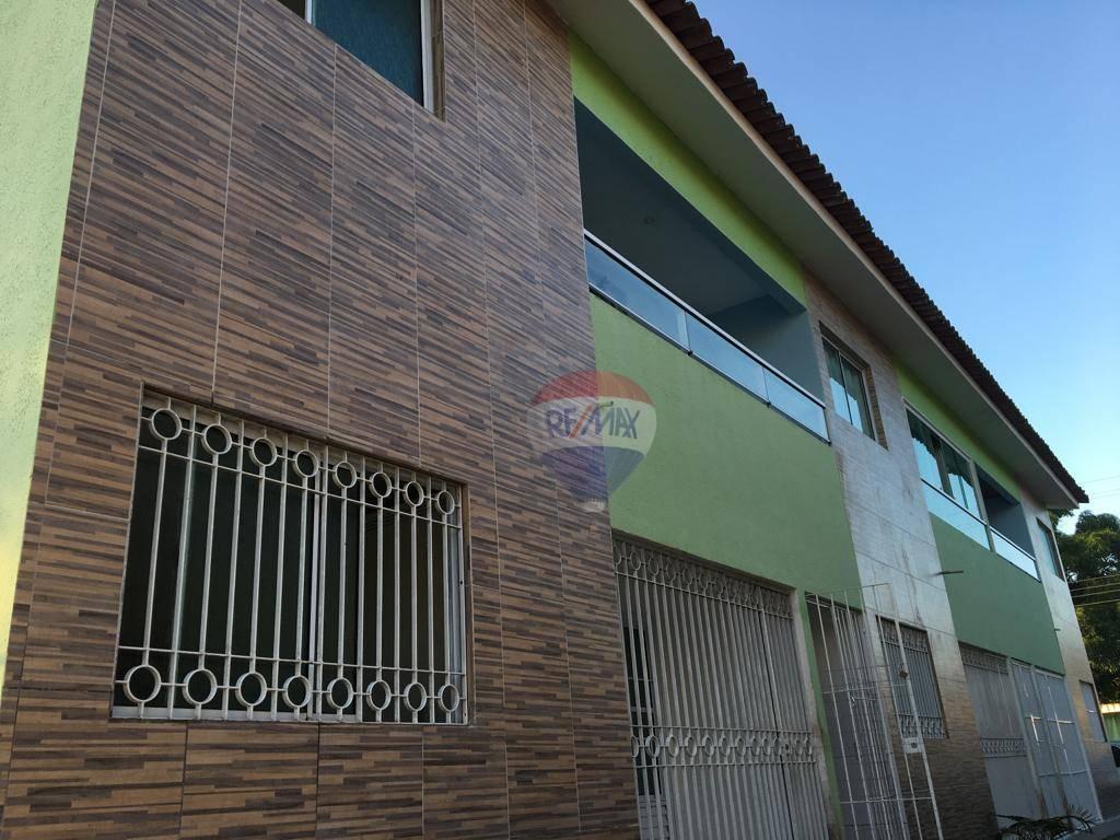 apartamento com 2 quartos com localização privilegiada em aldeia