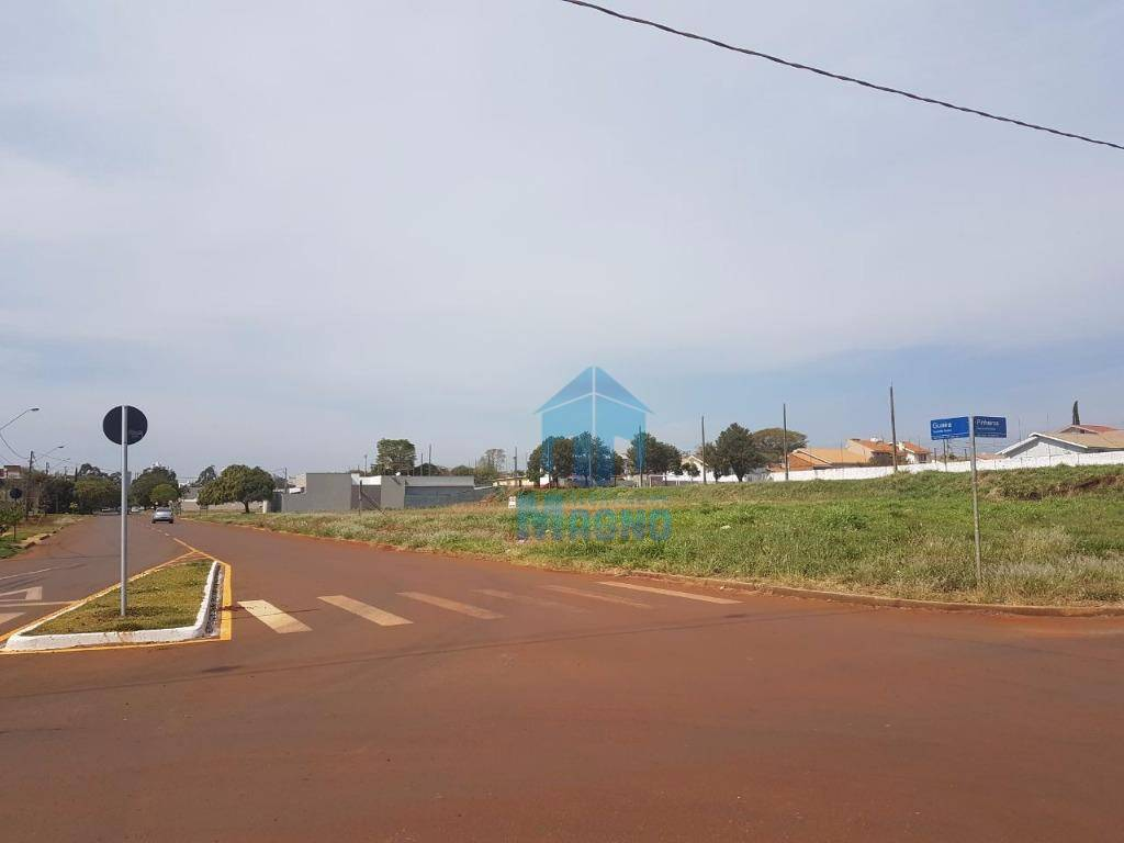 Terreno residencial à venda, Recanto Tropical, Cascavel.