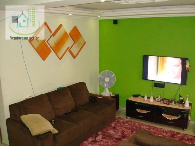 Sobrado de 3 dormitórios à venda em Campo Grande, São Paulo - SP