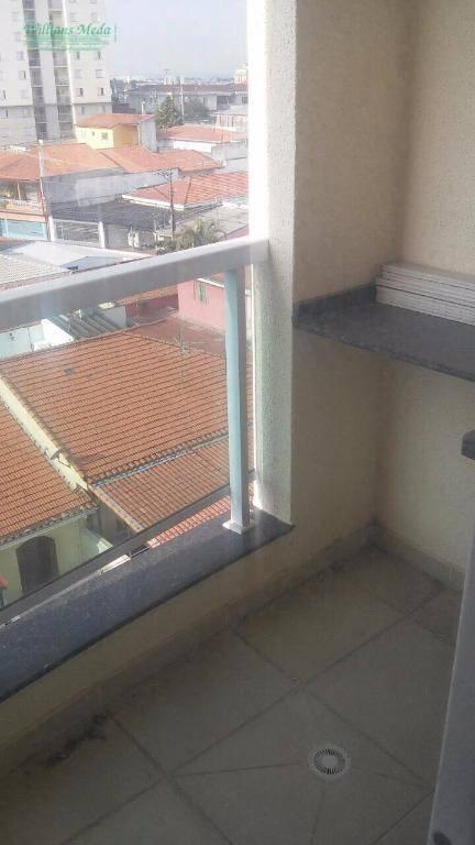Apartamento residencial para locação, Jardim São Judas Tadeu