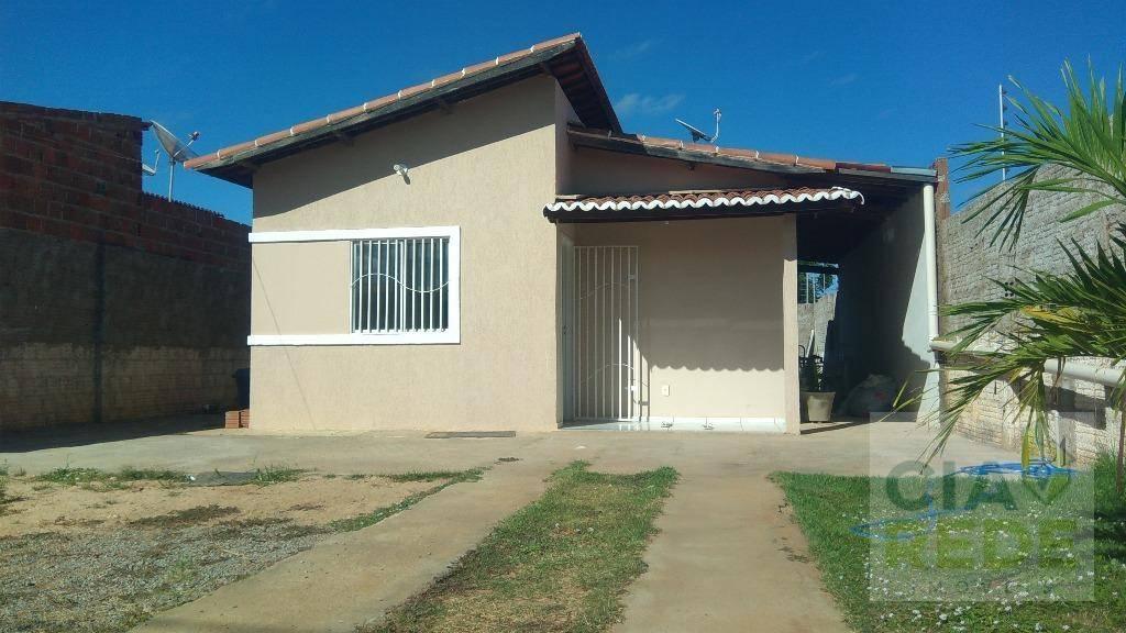 Casa com 2 dormitórios para alugar, 51 m² por R$ 400/mês - Alto do Sumaré - Mossoró/RN