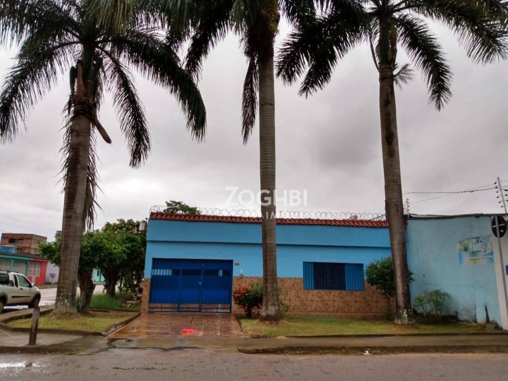 Casa com 4 dormitórios para alugar, 250 m² por R$ 4.000/mês - Nova Porto Velho - Porto Velho/RO